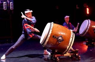 Taikoza Drum Performance
