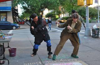 """The Chalkboard Ninjas Presents """"Love An Elder"""" Day"""