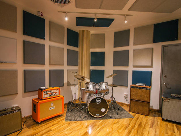 Replay Music Studios Open House