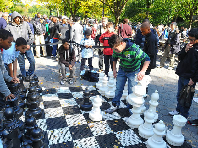 Rapid Chess Open