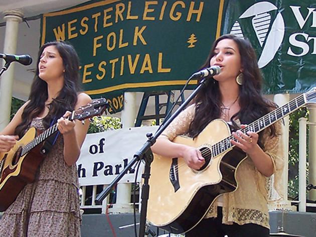 Westerleigh Folk Festival