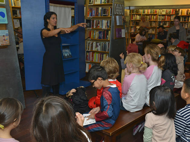 Halloween Costume Workshop at McNally Jackson