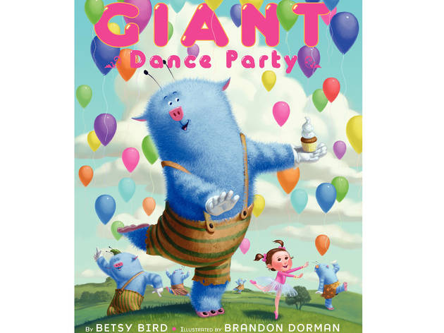 Giant Dance Party Special Storyhour with Betsy Bird