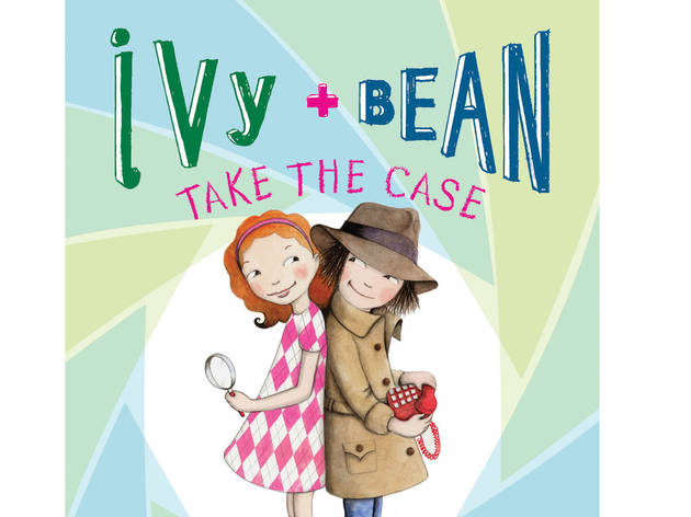 Ivy & Bean with Annie Barrows and Sophie Blackall