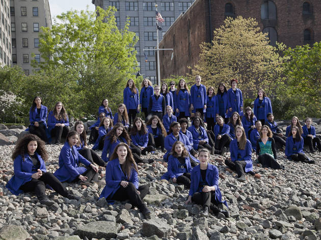 Carnegie Hall Family Concert: Brooklyn Youth Chorus