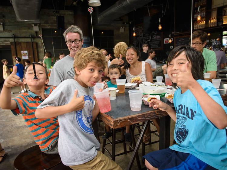 Best all-ages beer garden: Greenwood Park