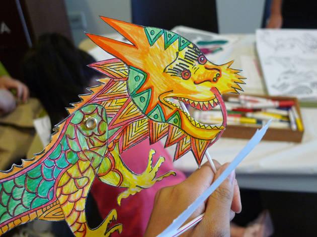 Dragon Boat Family Festival