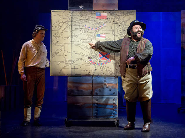 Theatreworks USA presents: The Civil War