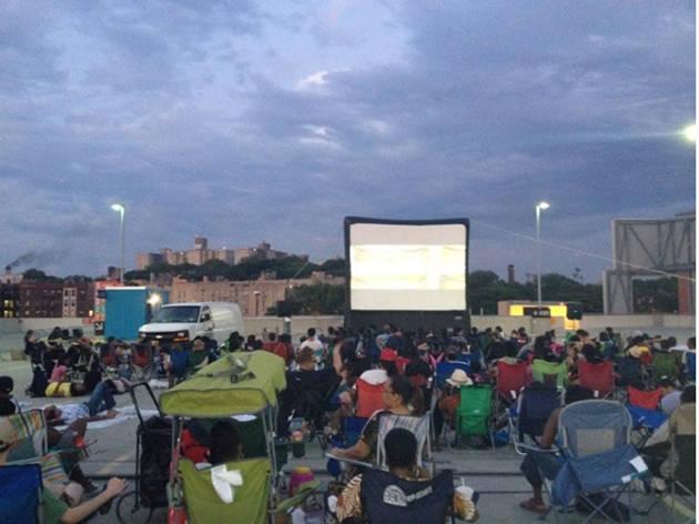 Bronx Terminal Market's Free Summer Film Series