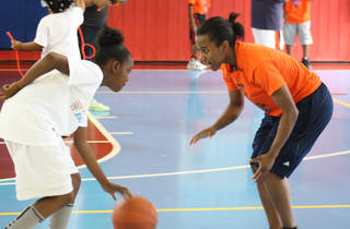Shannon Bobbitt's 4th Annual Young Ballers Basketball Clinic