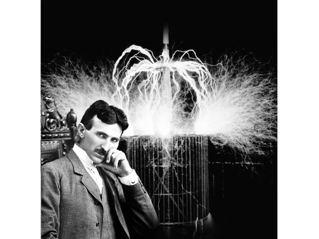 """Tesla's Wonderful World of Electricity"""
