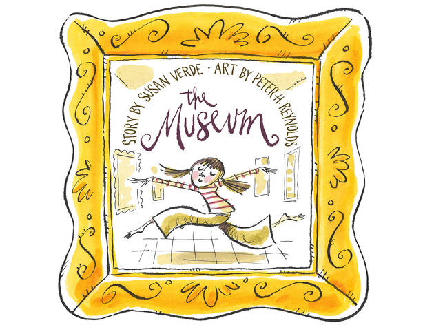A Very Special Storytime with Susan Verde and Peter H. Reynolds