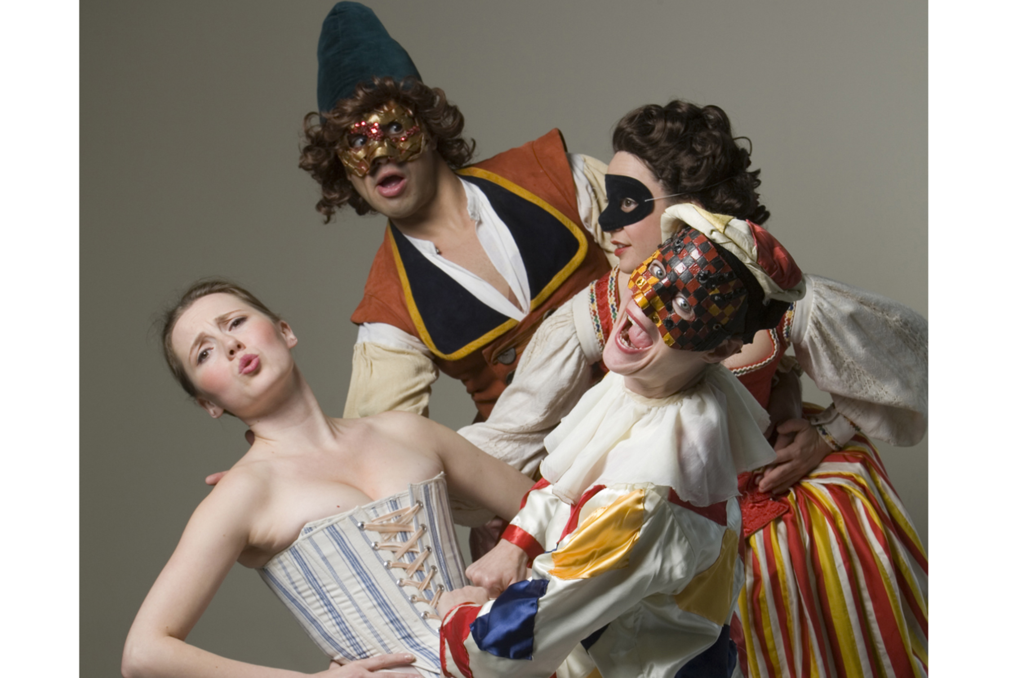 Commedia Dell' Arte for Children