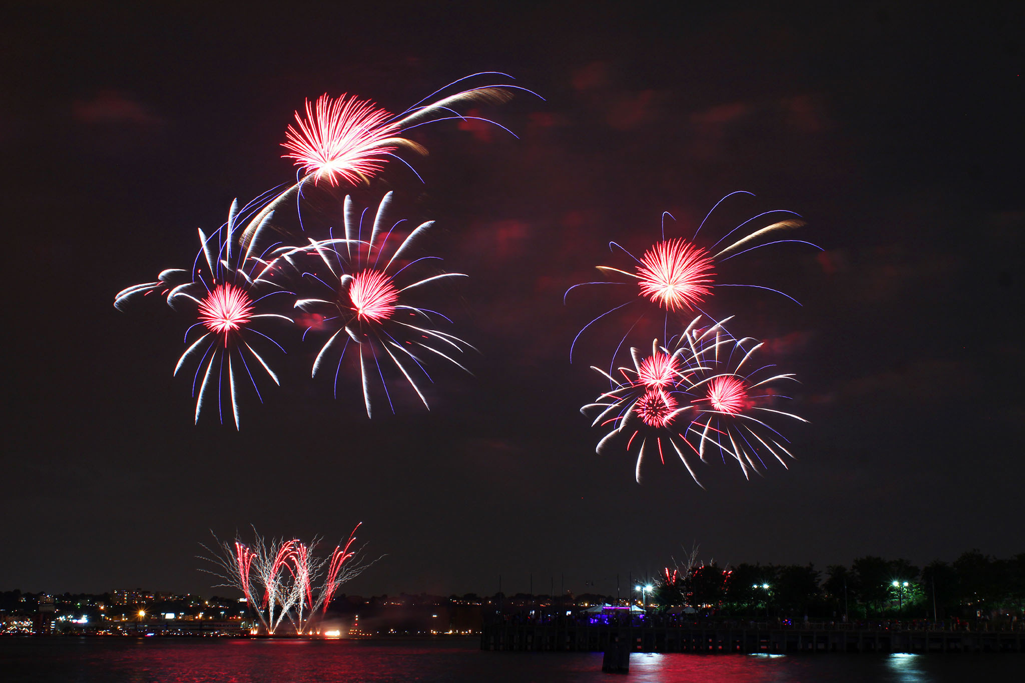 Catch Macy's Fourth of July Fireworks