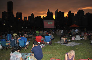 Roosevelt Island Outdoor Summer Movie Series