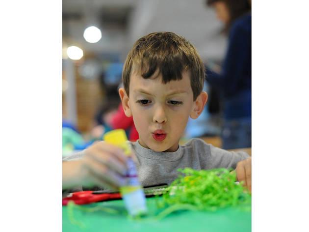 Family Art Project: Luminous Paper Lanterns
