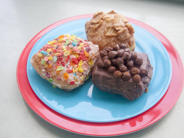 Best doughnut shops for the breakfast obsessed: The General Bakery