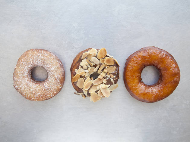 Best doughnut shops for comfort-food experimentalists: Wonder City at the Brindle Room