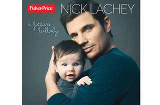 Nick Lachey Autograph Signing