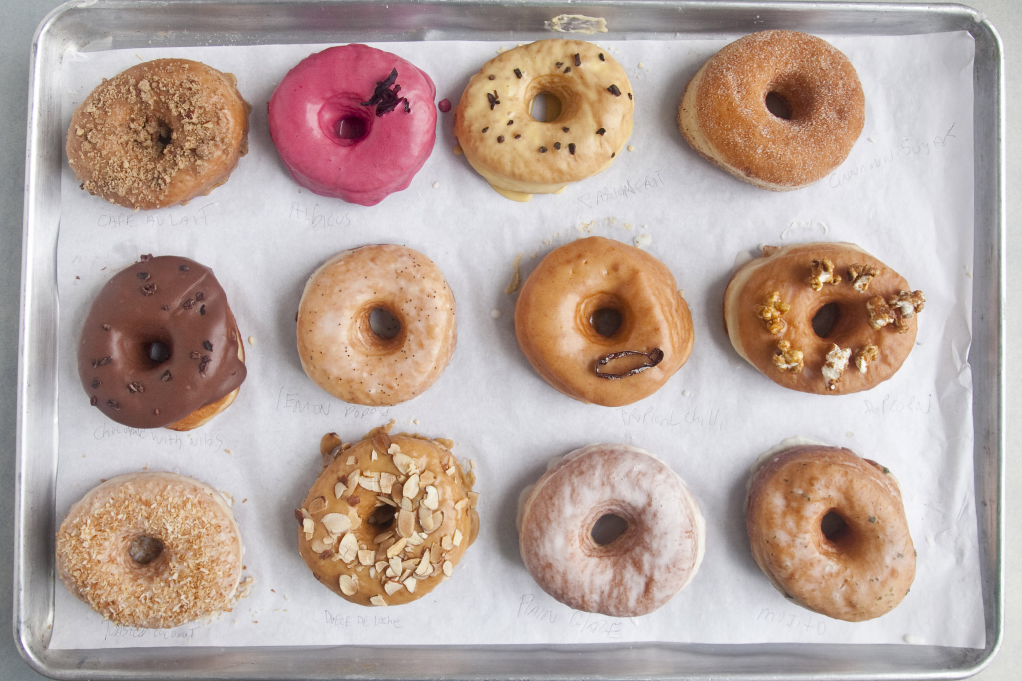 Best doughnut shops for freshness freaks: Dough