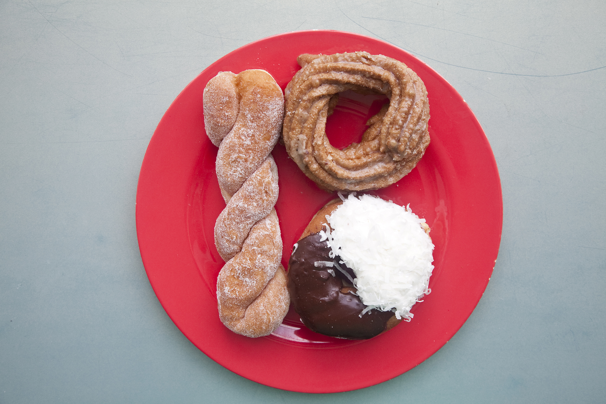 Best doughnut shops for topping aficionados: Peter Pan Donut & Pastry Shop