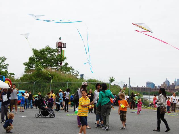 Williamsburg 9th Annual Kite Festiva