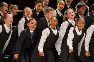 Young People's Chorus of New York City: Spring Family Concert