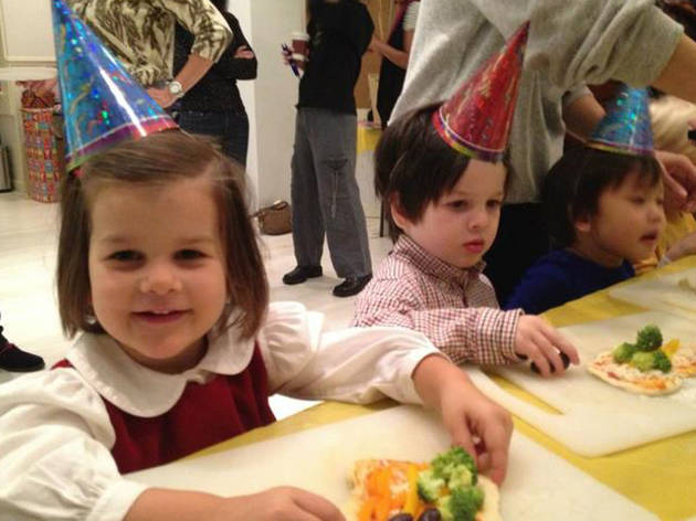 Freshmade NYC Birthday Parties