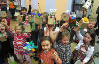 Brooklyn Robot Foundry Birthday Parties