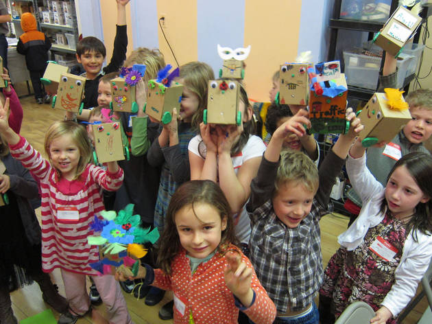 Places To Do Birthday Party For Kids In Queens