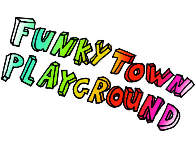 """""""Funkytown Playground CD Launch Party"""""""