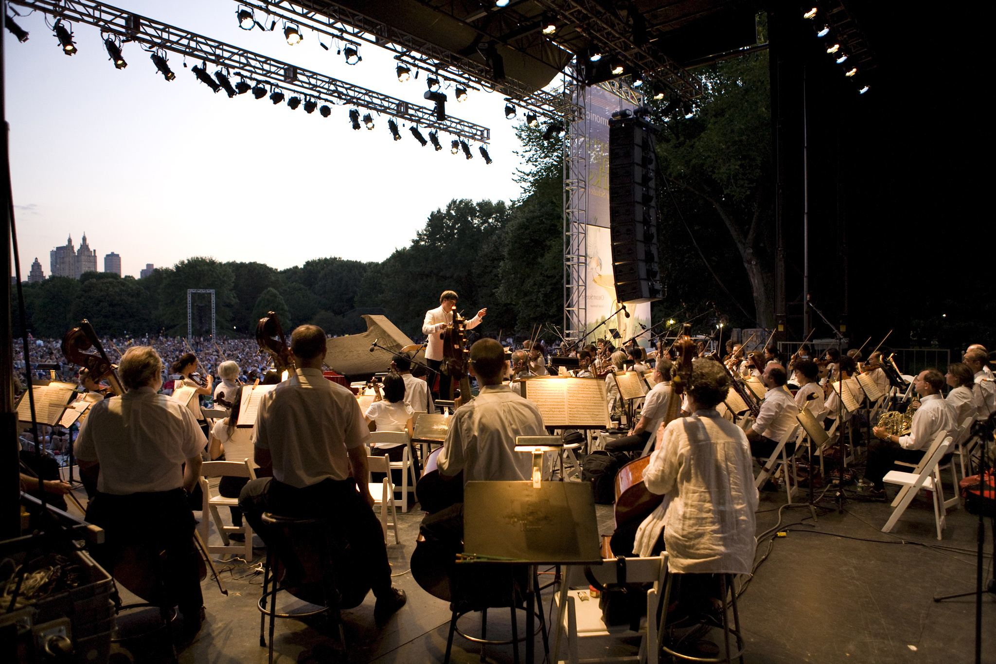 New York Philharmonic: Concerts in the Parks Concert int he park