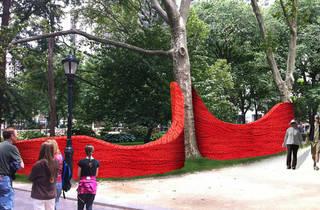 (Courtesy Madison Square Park Conservancy)