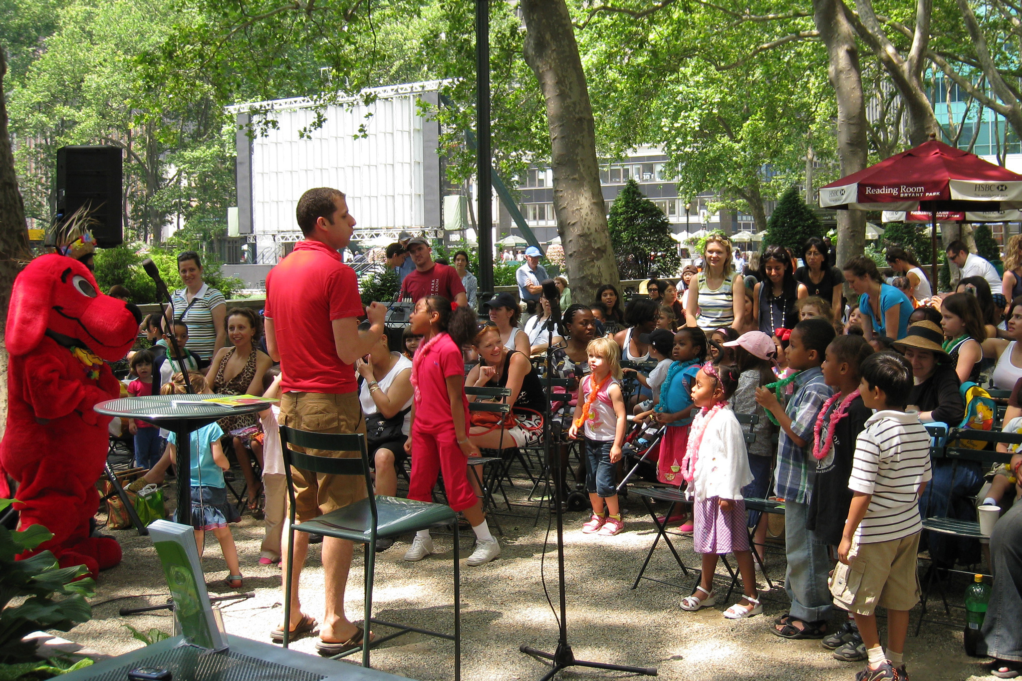 Bryant Park Word for Word Kids