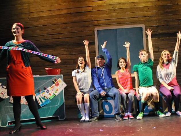 New York Children's Theater Festival presents Molly Bloom Lately