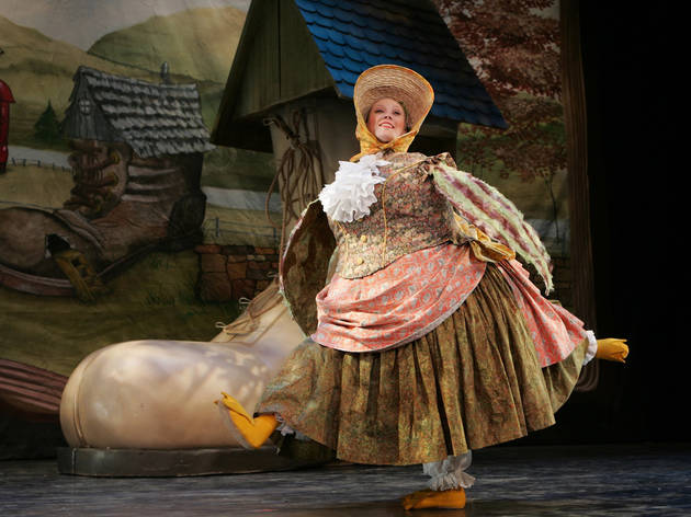 New York Theatre Ballet presents GOOSE!