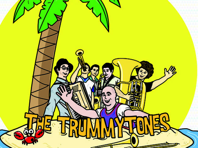 Hip Tot Music Fest: the Trummytones