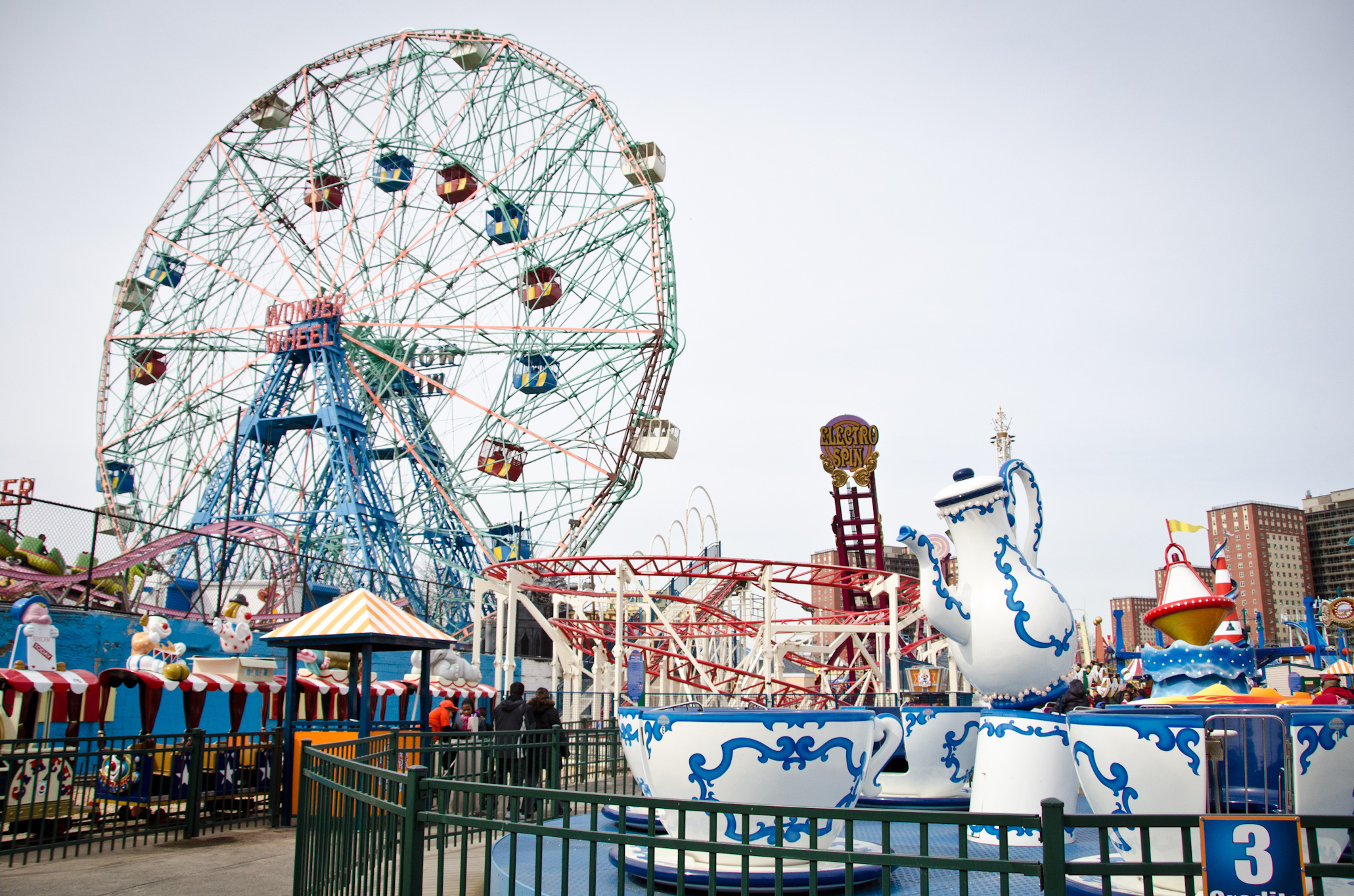 Explore The Wonders Of Coney Island