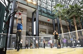 Fast Break: College Hoops at the Winter Garden