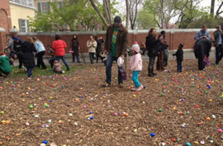 Carl Schurz Park Ninth Annual Egg Hunt