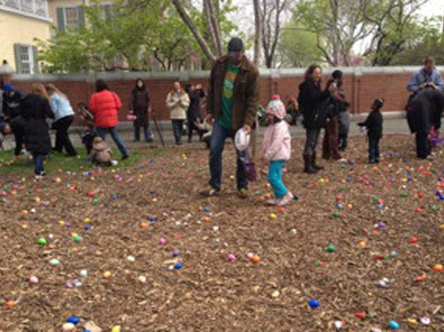 Carl Schurz Park Easter Egg Hunt