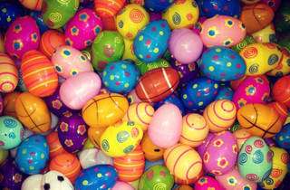 Spring Egg Hunt at Queens Botanical Garden