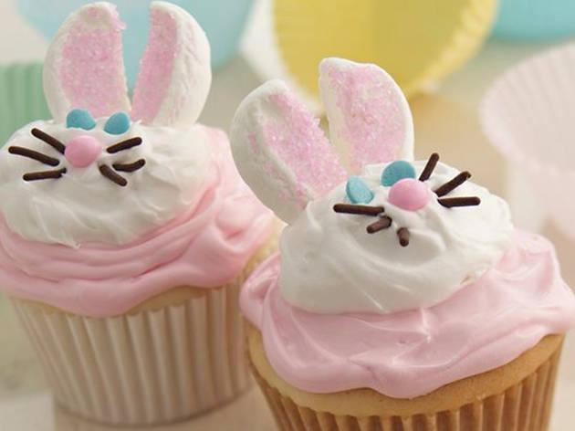 Cupcake Kids: Bunny Cupcakes