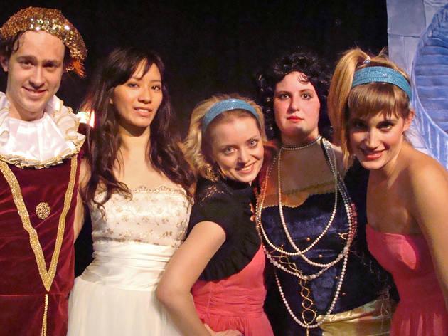 Galli's Cinderella