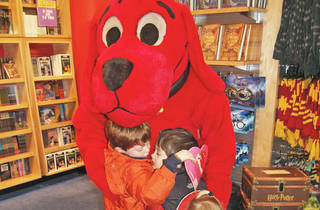Clifford's Easter