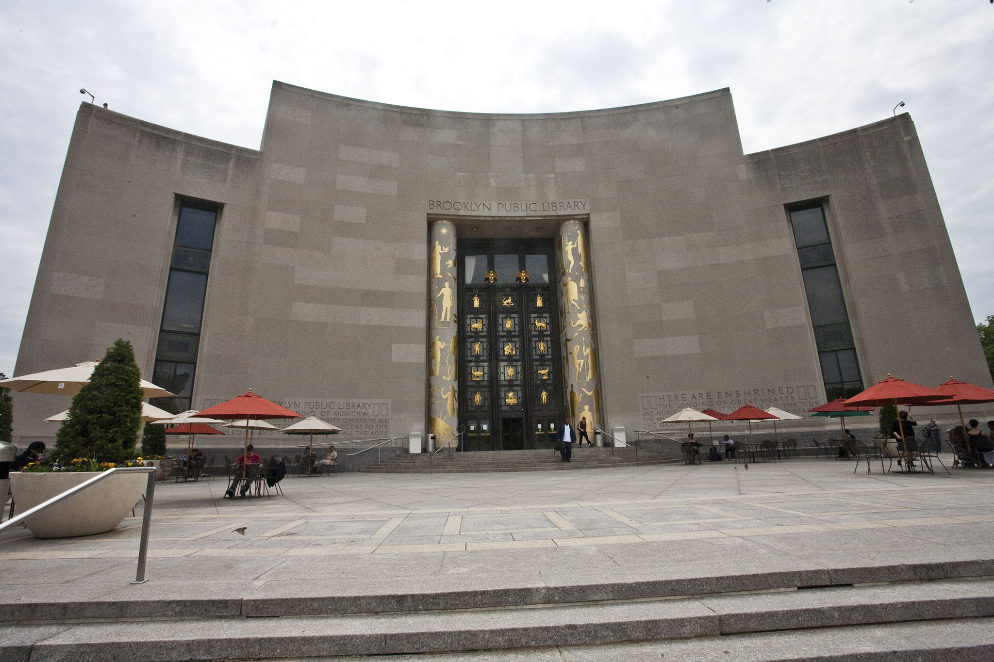 Brooklyn Public Library, Central Branch