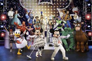 Disney Live! presents Mickey's Music Festival