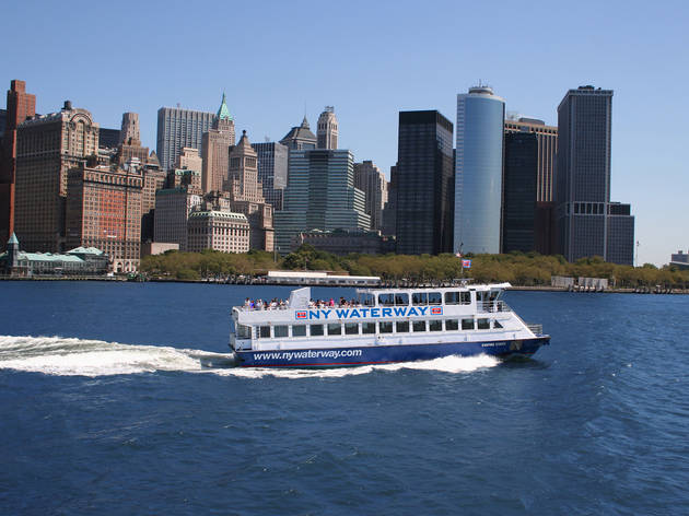 (Photograph: Courtesy NY Waterway)