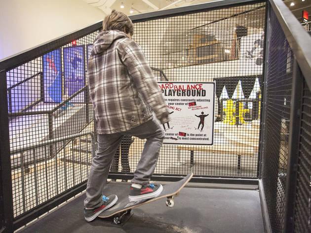 Skate Cart
