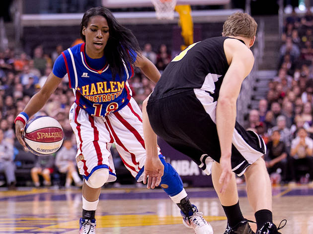 "Harlem Globetrotters ""Fans Rule"" World Tour"